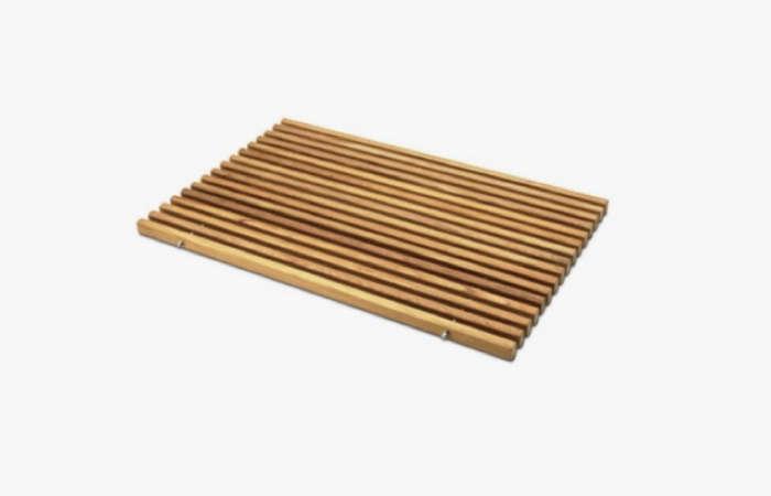 700 skagerak bath mat wood