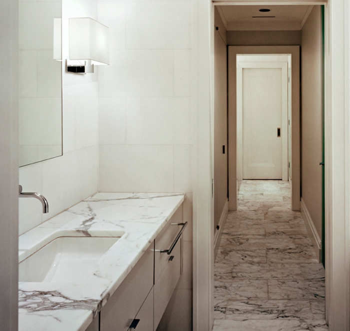 700 steven harris architects marble bath with marble countertop and marble tile floor