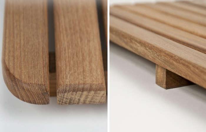 10 Easy Pieces Wooden Bath Mats portrait 10