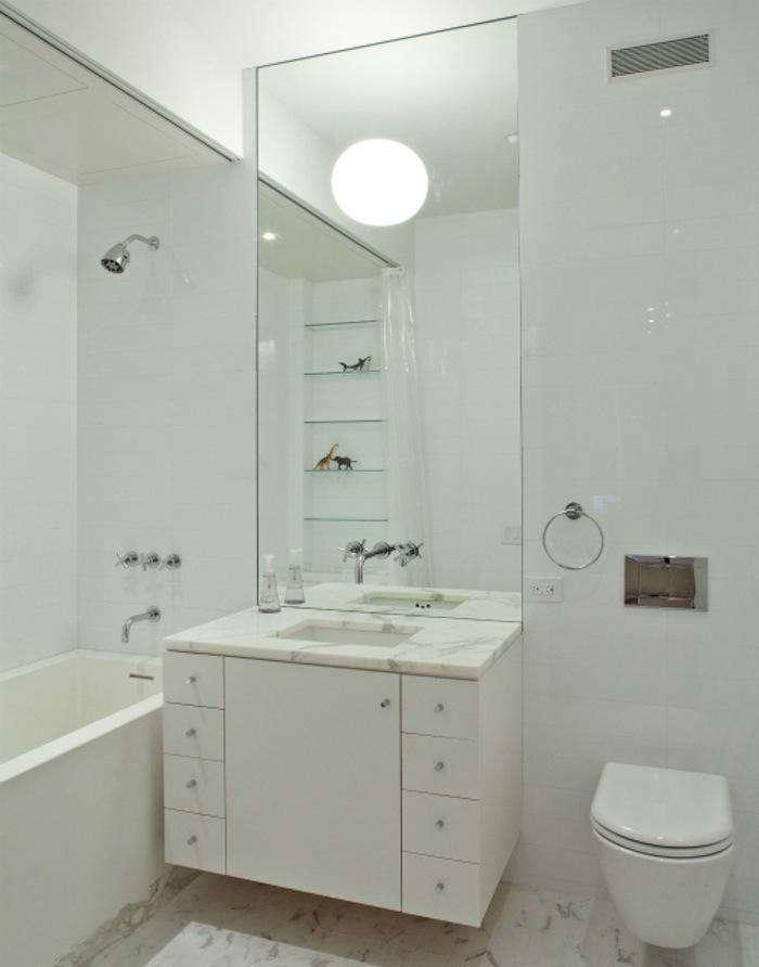 700 wettling architects tribeca loft children s bathroom with marble floor