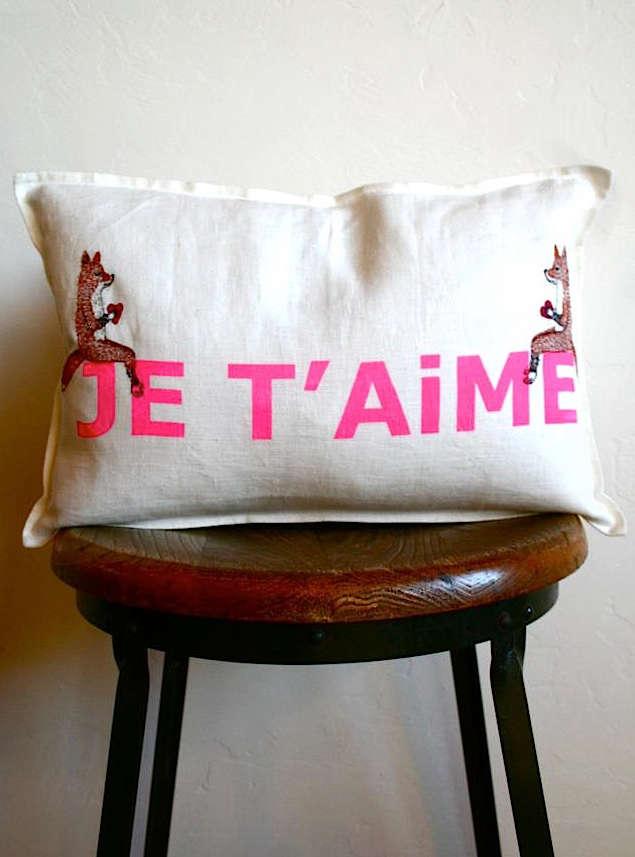 bon boutique pillow