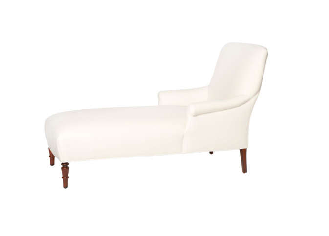 john derian sofa white