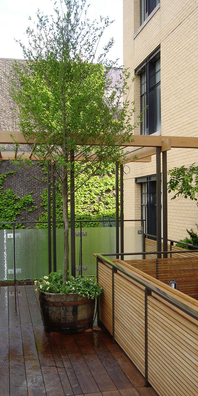 The Landscape Designer Is In Building a Private Outdoor Shower in PublicityLoving New York portrait 7