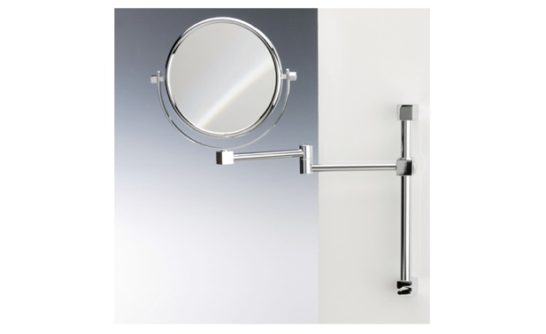 High Low A Fog Free Shower Shaving Mirror Remodelista