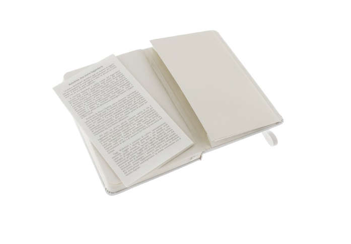 stacey is looking forward to picking up one of the new white moleksine notebook 9