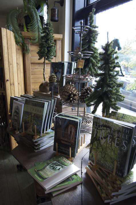 Shoppers Diary Cabin Fever in Sandpoint Idaho portrait 10