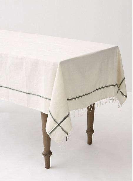 Fabrics amp Linens Crossroads Table Linens at Anthropologie portrait 4