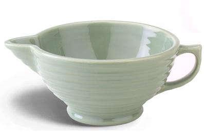 bauer dove gray batter bowl