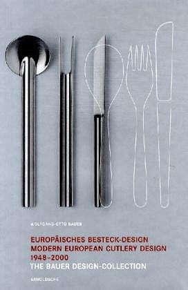 european cutlery book cover