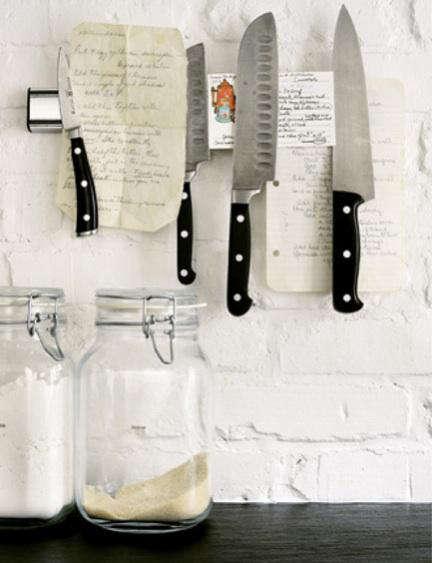 magnet knife rack recipes
