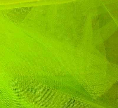 neon green tulle 2