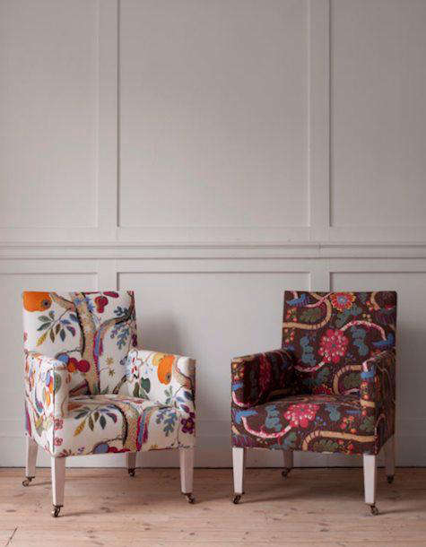 Furniture New Library Chair at Ben Pentreath Ltd in Bloomsbury portrait 7