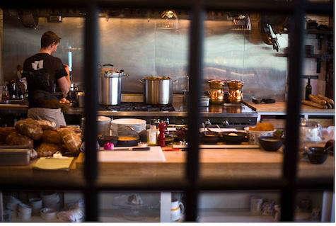 sitka spruce kitchen 2
