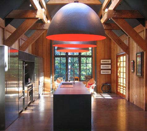 suyama barn kitchen one