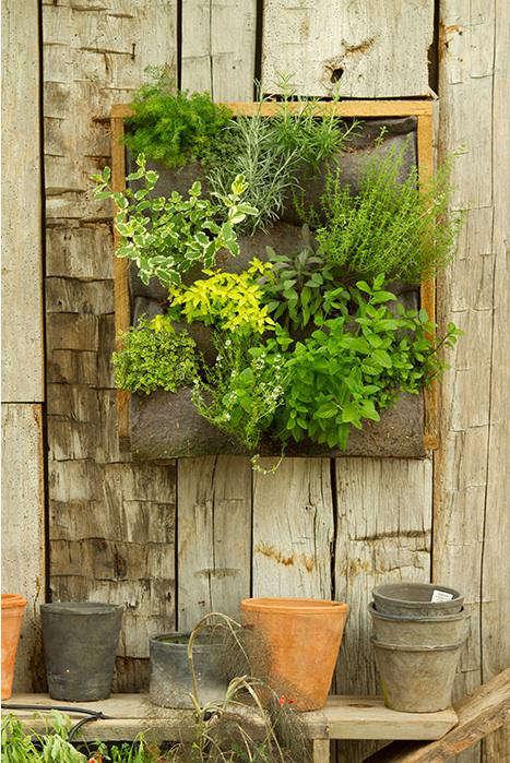 terrain vertical planter pots