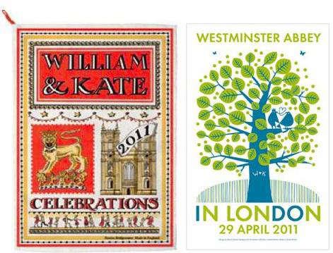 Kitchen Royal Wedding Commemorative Tea Towels portrait 4
