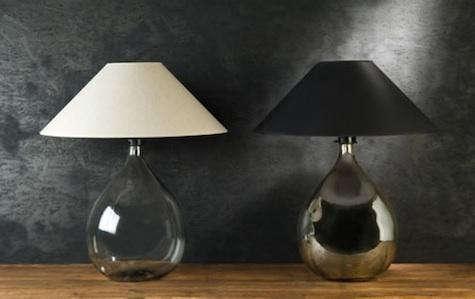 wine sphere lamp bobo