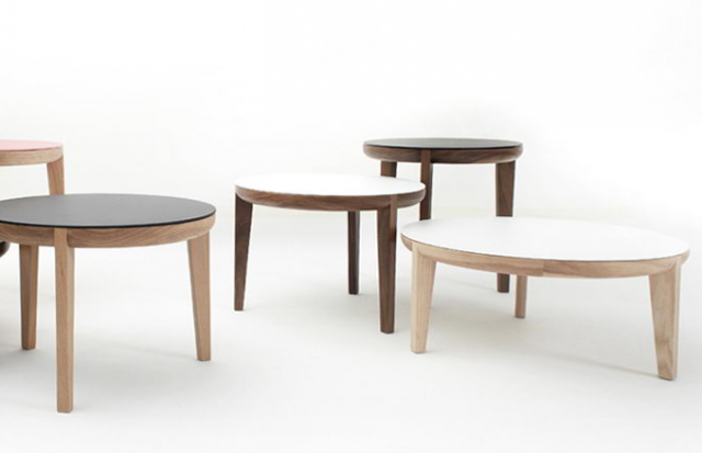 640 moon tables white
