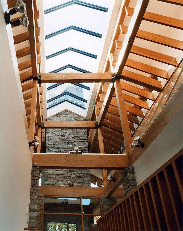 640 rm mcclean house roof skylight