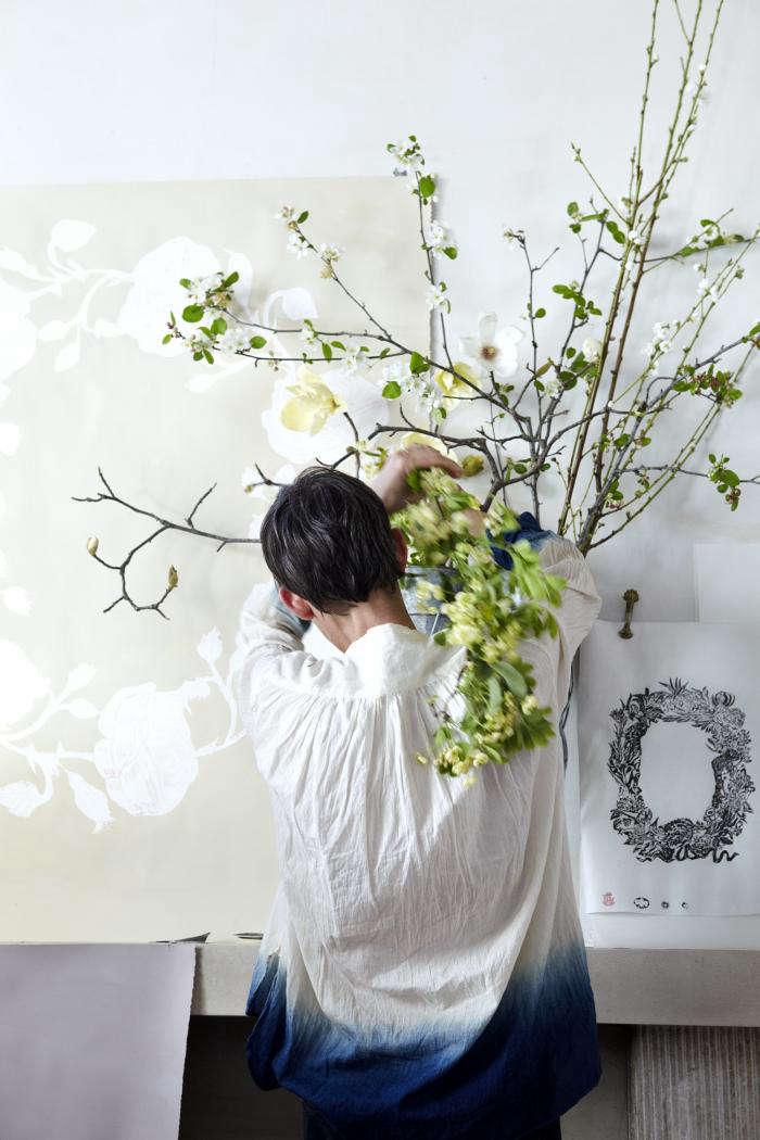 Louesa Roebuck Renegade Florist portrait 7