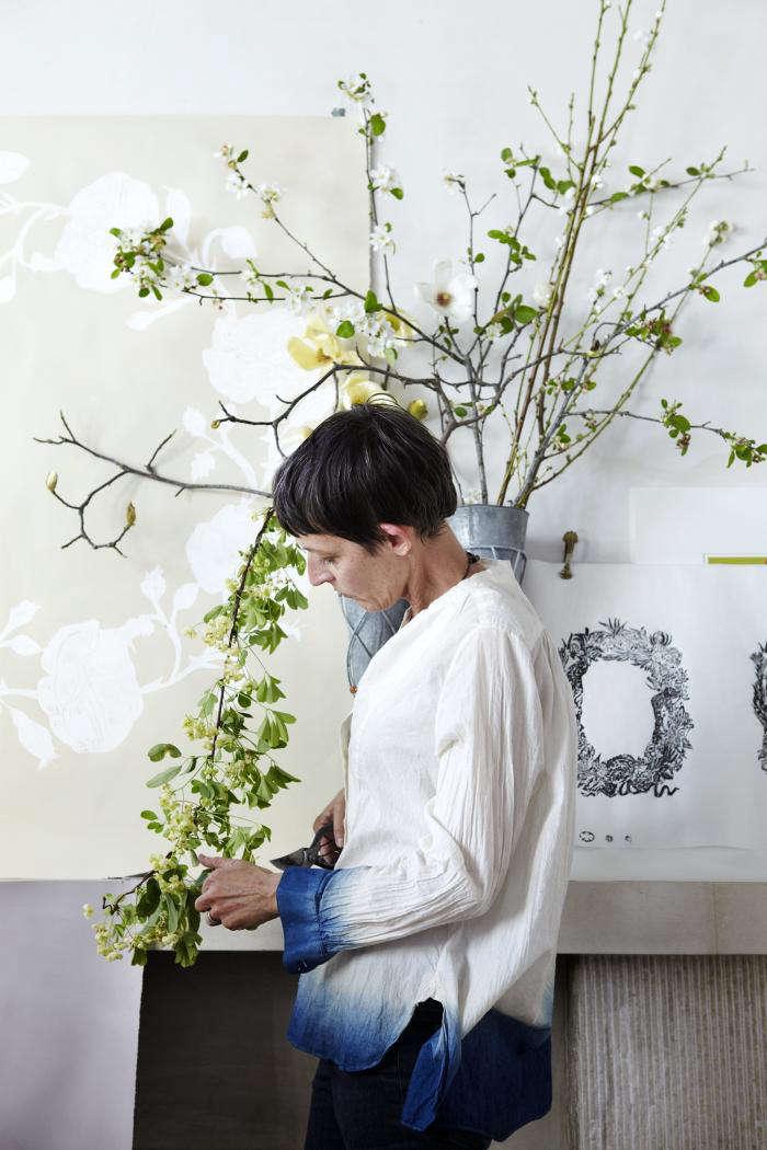Louesa Roebuck Renegade Florist portrait 8
