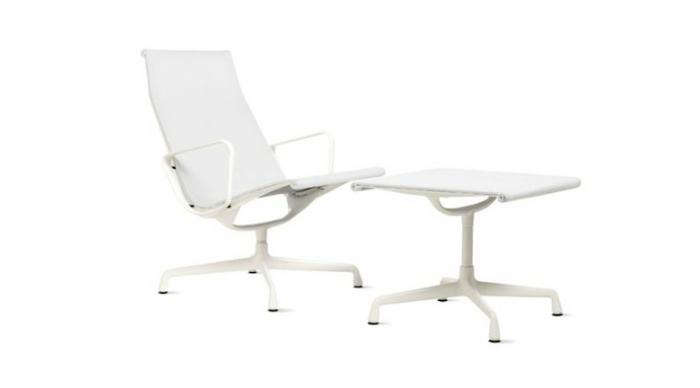 700 chair ottoman together eames outdoor