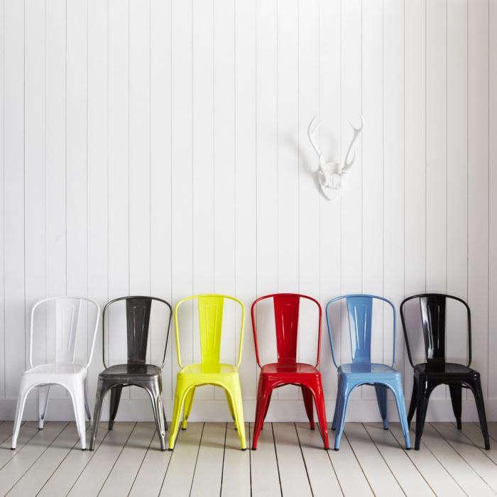 700 tolix colour group a chair