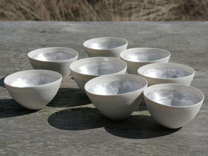700 wit bowls lined up
