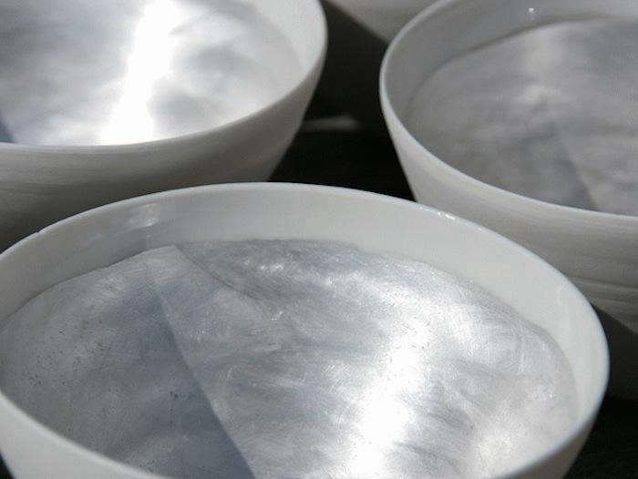 700 wit bowls silver inside