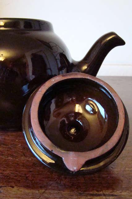 The Original Brown Betty Teapot portrait 5