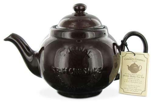 The Original Brown Betty Teapot portrait 3