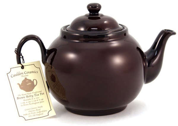 The Original Brown Betty Teapot portrait 4