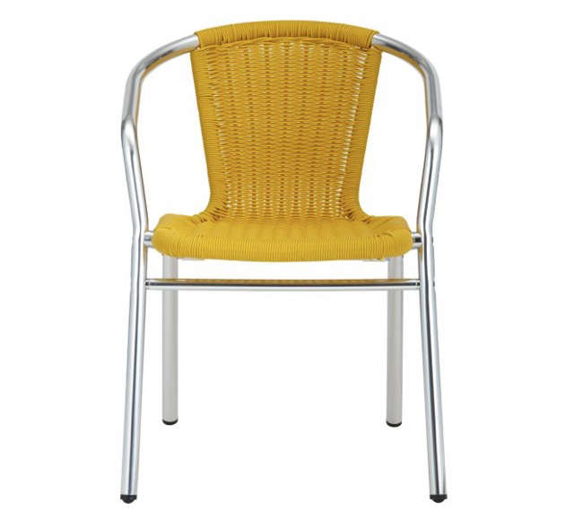 cb2 rex marigold chair