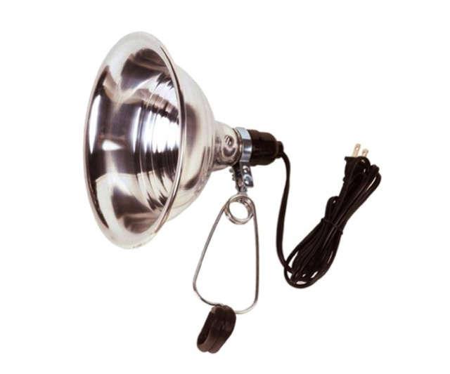 desingers edge basic clamp light 640