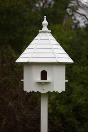 dovecote small bird house