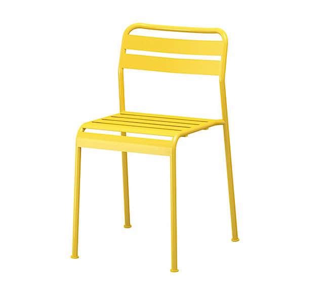 ikea roxo chair yellow