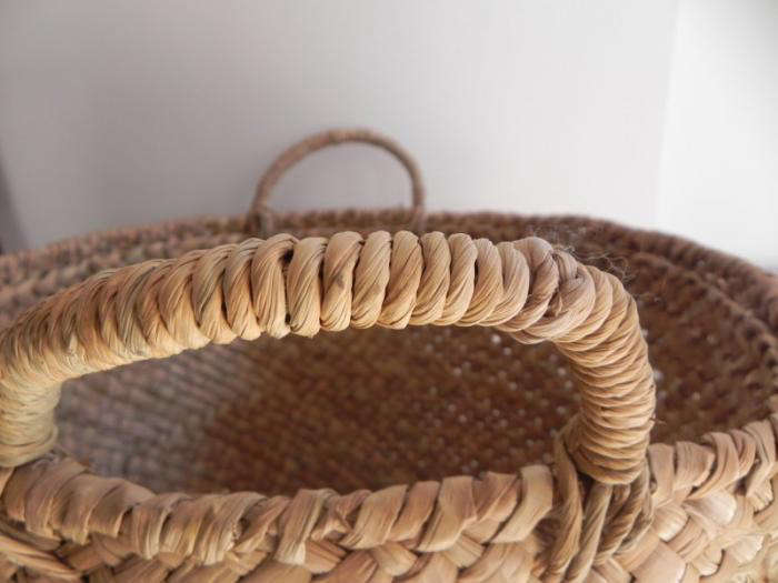 Current Obsessions The Simple Life Julie has her eye on this (giant) basket from A Detacher.