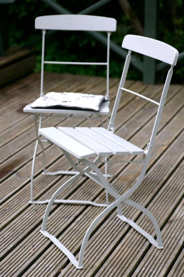 700 balcony gardener folding chairs