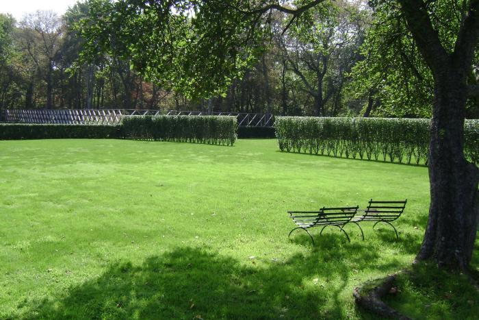 The Landscape Designer Is In Elegant Deer Fencing Hamptons Edition  portrait 5