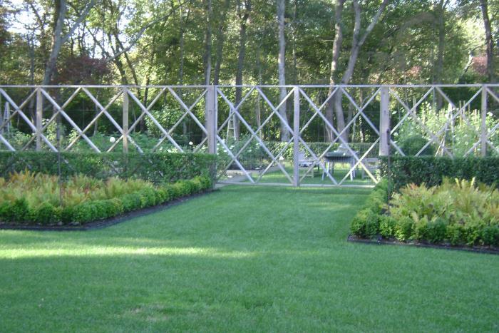 The Landscape Designer Is In Elegant Deer Fencing Hamptons Edition  portrait 6