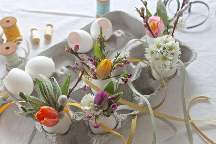 700 easter egg bouquets