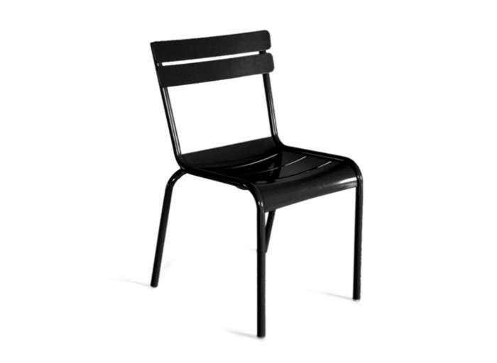 700 fermob outdoor chair luxembourg black