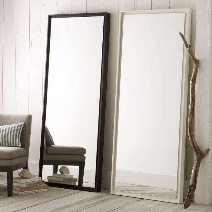 700 floating wood floor mirror 2