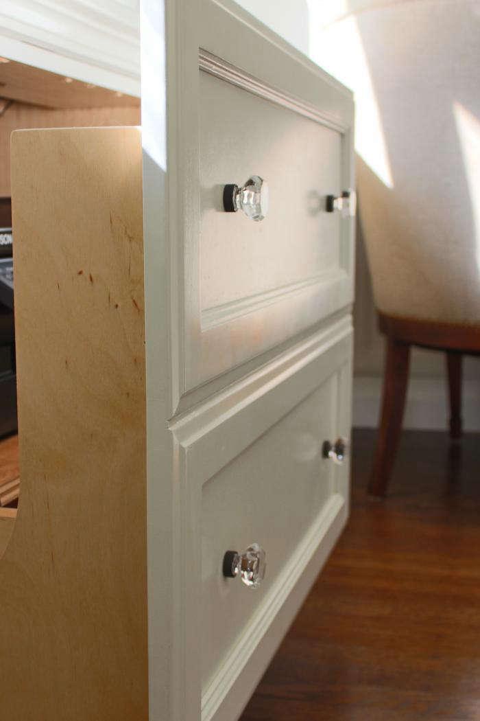 700 home office printer drawer slides open