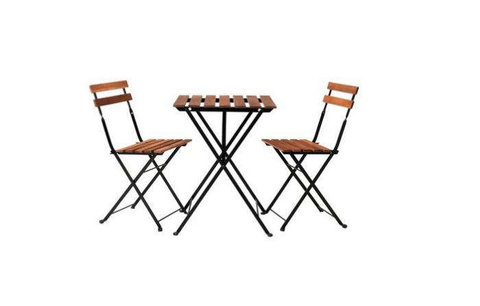 700 ikea tarno bistro table for two