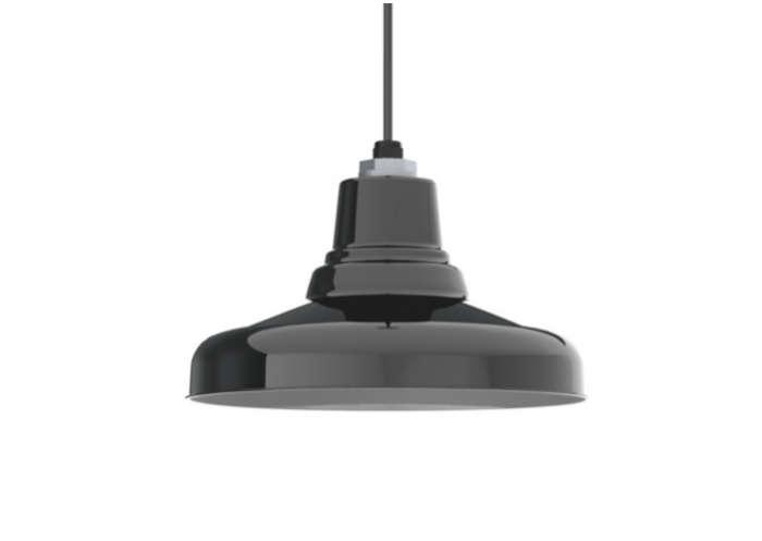 700 ivanhoe barn light electric lamp black