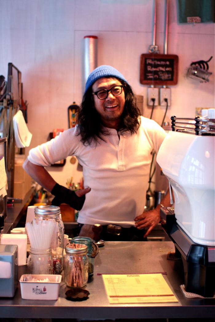 The Outsiders Guide to Tokyo 10 CuttingEdge Cafes Shops and Restaurants portrait 5