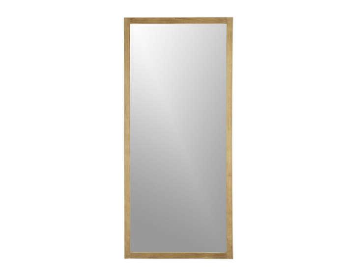 700 linea floor mirror crate and barrel