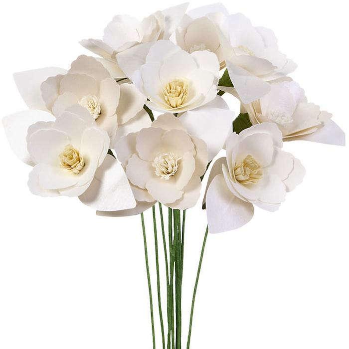Design Sleuth Romantic Paper Flowers portrait 5