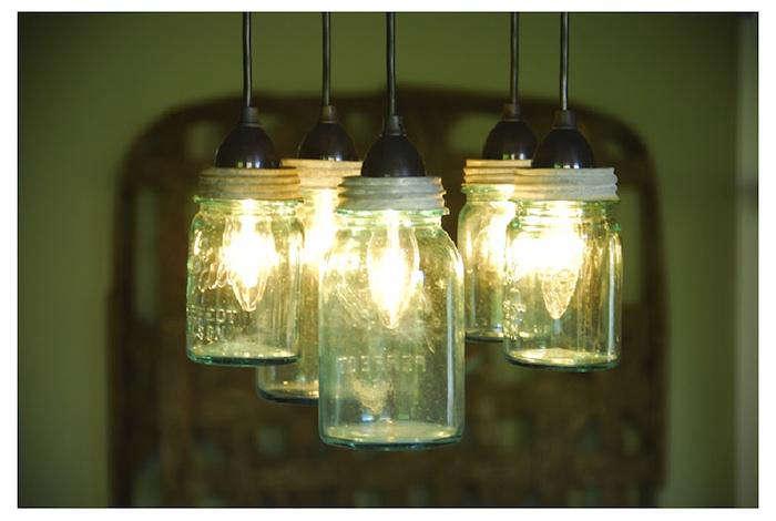 Antiques  Vintage Industrial Glass Lighting portrait 4
